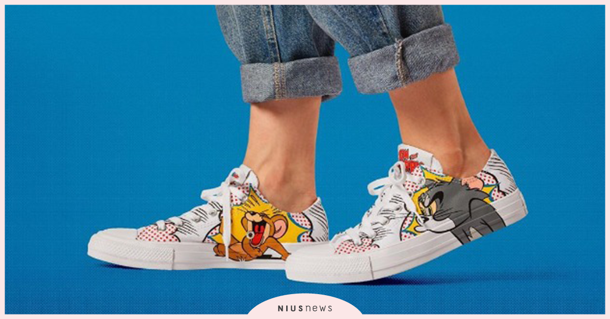 Converse x Tom and Jerry Collection 7月14日ABC MART獨家販售 Converse、Tom and Jerry Collectio、ABC MART獨家販售